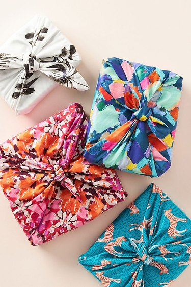 anthropologie gift wrap