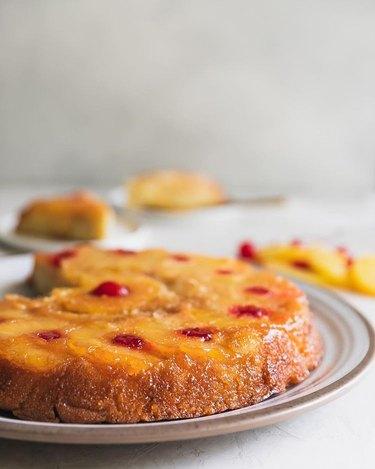 Grandbaby Cakes Pineapple Upside-Down Cake