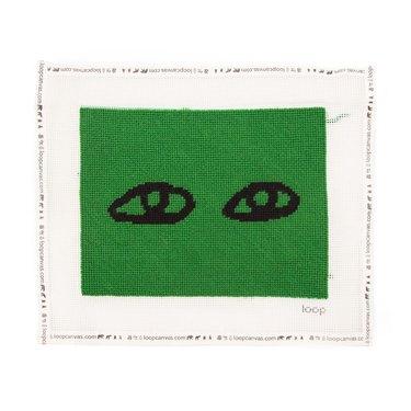 Clare V x Loop Canvas Needlepoint Kit, $98