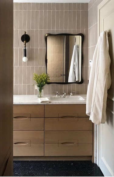 8 Ways to Use Subway Tile in a Small Bathroom That Might Just Surprise You