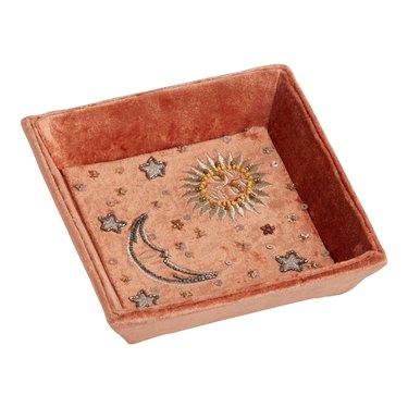 World Market Celestial Beaded Trinket Tray, $14.99