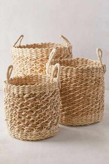 Urban Outfitters Aimee Basket, Set of 3