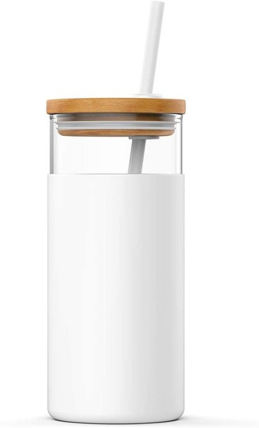 Tronco glass tumbler