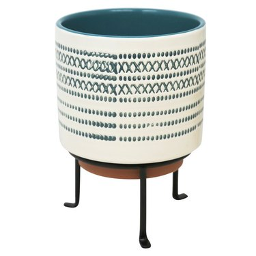 Joss & Main Laureen Ceramic Pot Planter