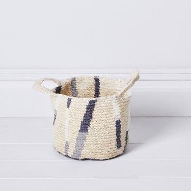 Minna Handwoven Artisan Nesting Baskets