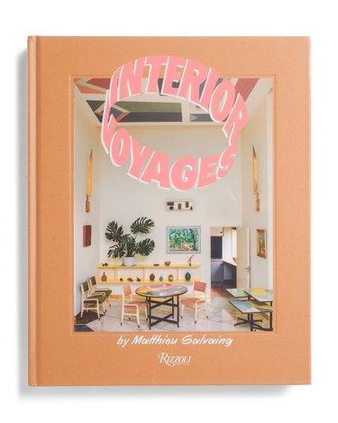 Interior Voyages by Matthieu Salvaing
