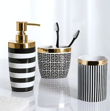 Derby 3-Piece Bath Accessory Set