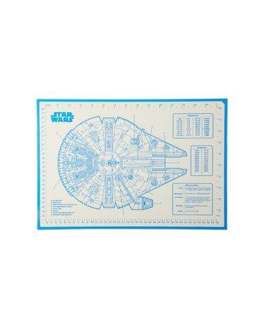 star wars millennium falcon baking mat