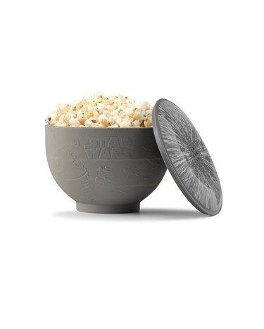 star wars popcorn popper bowl with lid