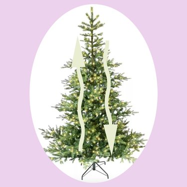 christmas tree hack