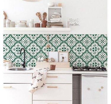 10 Removable Backsplashes for an Affordable Kitchen Refresh