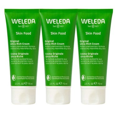 Weleda Skin Food (3-pack), $42.99