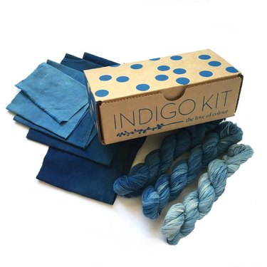 The Love of Colour Natural Dye Kit