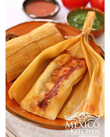 Mexico In My Kitchen Mexican Pork Tamales