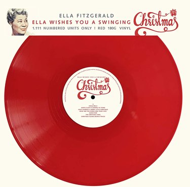 Ella Wishes You a Swinging Christmas, $46.90