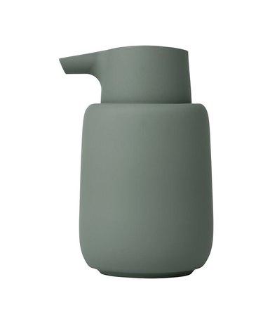 Blomus Sono Soap Dispenser in green