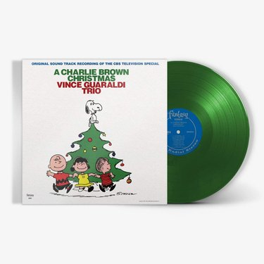A Charlie Brown Christmas (Vince Guaraldi Trio), $21.46