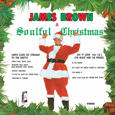 A Soulful Christmas (James Brown), $24.99
