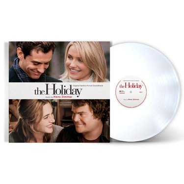 The Holiday Soundtrack (Hans Zimmer), $24.98