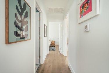 Hallway Wall Decor Ideas in hall in Hallway Wall Decor Ideas in hall
