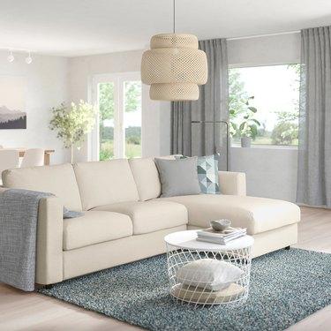 Finnala Sleeper Sofa, $1,219 $1,169