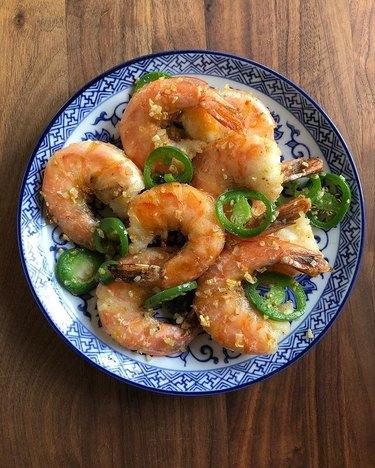 Viet World Kitchen Air-Fried Salt and Pepper Shrimp
