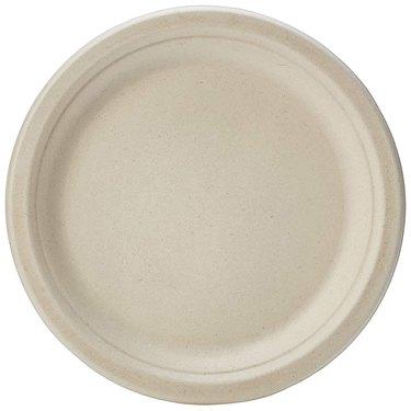 Amazon Basics Compostable Plates
