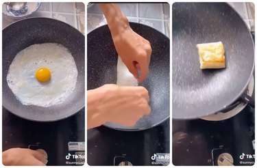 egg envelope hack on TikTok