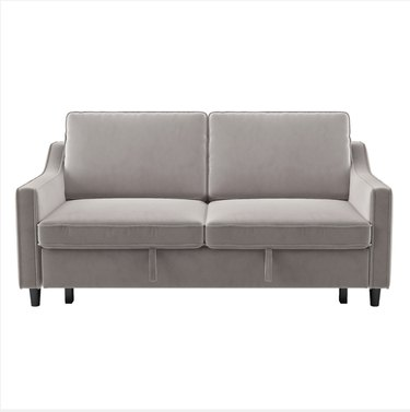 Adelia Convertible Studio Sofa with Pull-out Bed