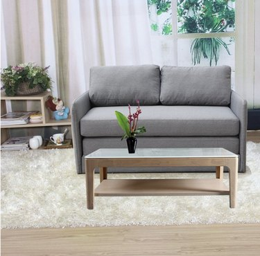 Ray Convertible Sleeper Loveseat