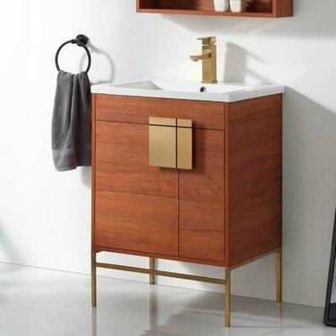 "Lee 24"" Single Bathroom Vanity Set"