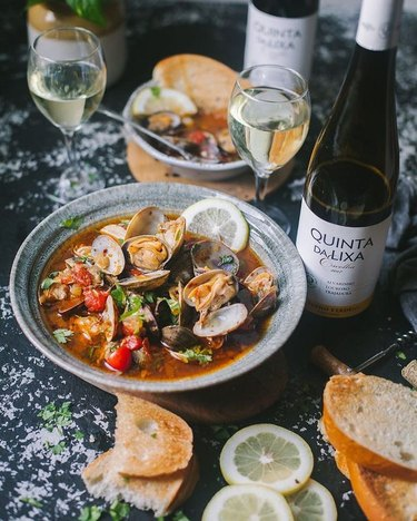 Playful Cooking Portuguese Spiced Clams