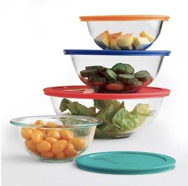 Pyrex Smart Essentials Storage Bowls