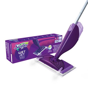 WetJet Mop Starter Kit
