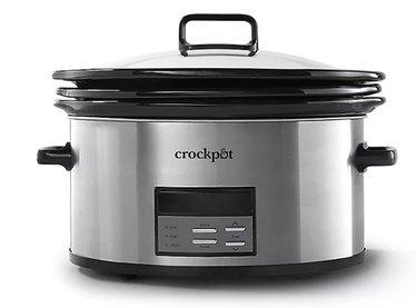 Crock-Pot Choose-A-Crock Digital Slow Cooker