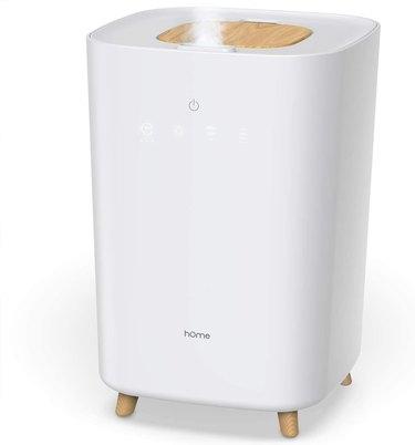 hOmeLabs Cool Mist Ultrasonic Mini Humidifier