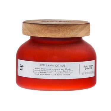 Better Homes & Gardens Red Lava Citrus