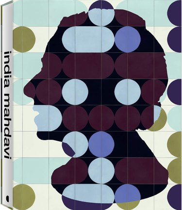 photo of India Mahdavi book