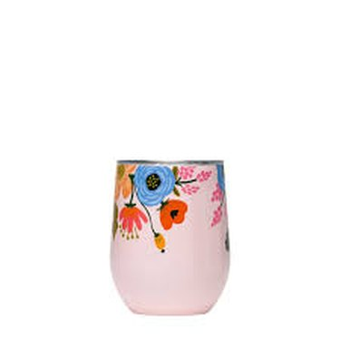 Rifle Paper Co Stemless Wine Cup
