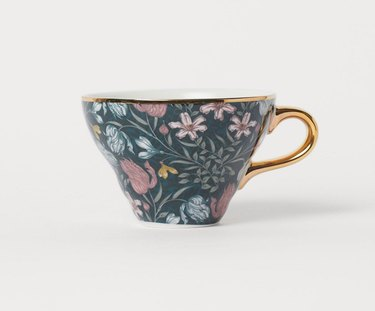 H&M Floral Patterned Cup