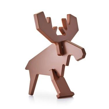 ikea Belöning assembled milk chocolate moose
