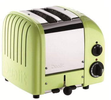 Lime green Dualit Classic 2-Slice Toaster