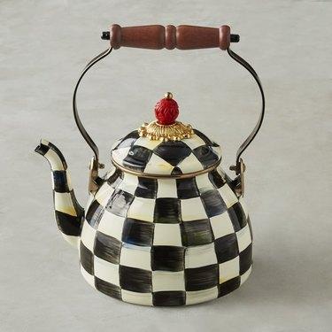 mackenzie childs tea pottea