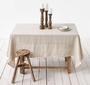 magic linen tablecloth