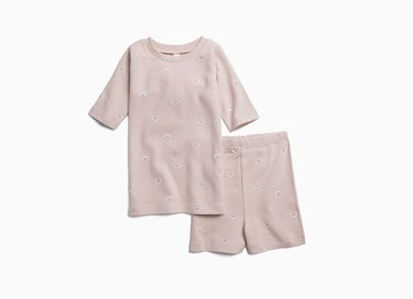 Parachute x Rylee + Cru Rose Rainbow Pajama Set