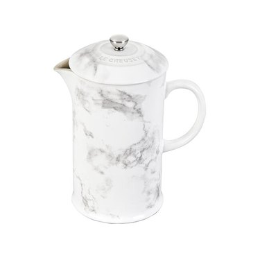 marble French press
