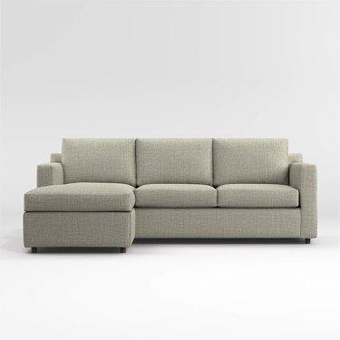 reversible sectional sleeper sofa