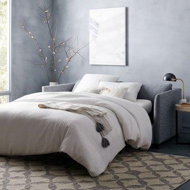 sleeper sofa with queen mattress