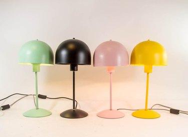 Cosmic Design NL Mushroom Lamps