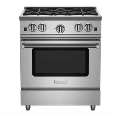 professional Stainless Steel Gas Stove